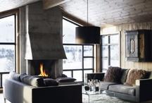 warm strak / elegant, warm & sophisticated interiors