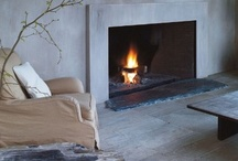 Hedendaags landelijk / Some cosy interiors that inspire me for my own home and professional realisations