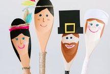 Craft for kids. Manualidades con niños / Todas las manualidades que podemos hacer con niños.