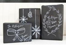 Packaging / Envolver regalos bien bonitos