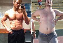 Fitness/Inspiration / by David DePaola