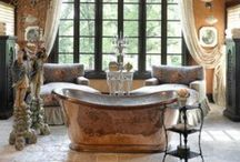 Bath / by David DePaola