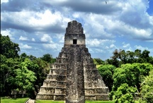 The Colors of Guatemala - Mayan Ruins / by Veronica Peralta