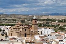 Turre village - Almeria / Choose Almeria for traditional Spanish villages...