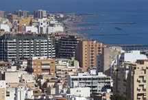 Almeria City / Choose Almeria city for sightseeing and shopping, monuments, museums and art galleries... http://choose-almeria.com/attractions-almeria-city.php