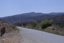 Walking trails in Almeria / Almeria province is home to innumerable walking and hiking trails, the essence of which are the captivating and varied landscapes... http://choose-almeria.com/walking.php