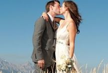 Destination Weddings / The Tetons make the perfect backdrop for your destination wedding!  These are real SCR weddings, as well as other inspiration and Jackson Hole wedding ideas. / by Spring Creek Ranch
