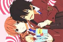 tonari no kaibutsu-kun / This is short anime which just have 13 episode, but it's a great anime romance I ever watched.