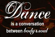 Words That Inspire Dance / by Vineland Regional Dance Company VRDC