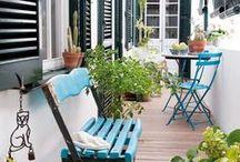 Decoration balcony & terrace
