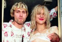 Kurt, Courtney, Frances