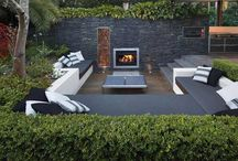 Be: Out Back / Outdoor living & gardening ideas.