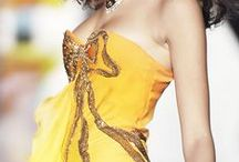 DRESSES YELLOW