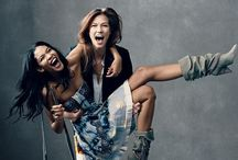 Photography:  Best Friends / Posing, location and styling inspiration for best friends.