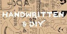 Handdraw / DIY / analog, Paper, DIY, Collage