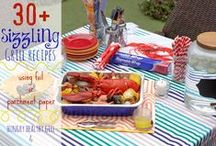 For The Grill / Whether you're cooking for a party of one or one-hundred, grill it up this summer with these grill-worthy ideas from Reynolds Wrap®! / by Reynolds Kitchens