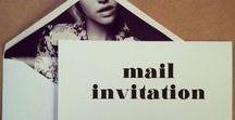 Design: Mail / Invitation