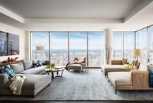 Urban / an ecclectic appartment in Paris, NY, etc