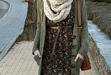 Autumn/Winter fashion inspiration