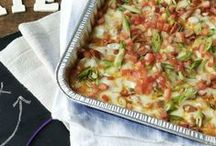 Touchdown Tailgating Recipes
