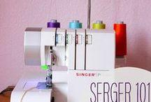 sewing & patterns / by Marilyn Brinkman