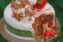 Cakes For Christmas