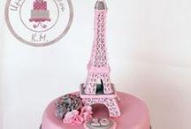 Parisian Cakes!!!!
