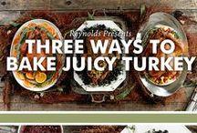 Thanksgiving / by Reynolds Kitchens