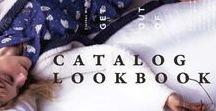Design: Catalog Layout / Catalog: Fashion, Cultuture, Web
