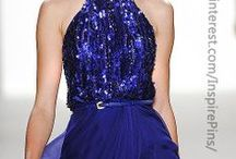 DRESSES BLUE