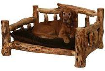 Pet Log Furniture