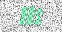 Design: 80s-90s / 80-90 like design