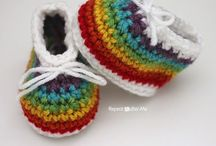Crochet Booties and Slippers