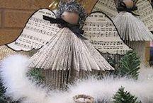 Jouluenkeleitä