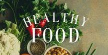 Food: Healthy / 健康/美容