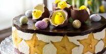 Pääsiäisen leivonnaiset ja ruuat