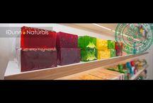 Idunn Naturals Ireland / Natural handmade cosmetics, natural body creams, natural sugar and salt scrub, masks, tonic skin, organic soaps, bath balls, SPA