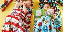 sleep sacks / Sleep sacks for kids of all ages.
