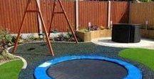 Kids Outdoor Play / Kids outdoor play area idea's,  kids outdoor play activities, kids outdoor playhouse