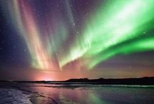 Northern Lights / Colours of the Sky