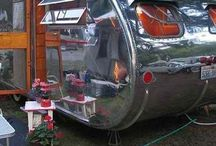 Travel Trailers / by Sheryal Bielby