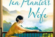 """'The Tea Planter's Wife' #Penguin 2015 / The Tea Planter's Wife is a RICHARD & JUDY autumn bookclub pick. """"So much more than a conventional love story, with all its twists and turns and guilt and betrayal."""""""