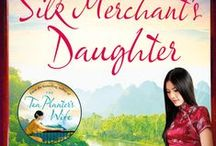 The Silk Merchant's Daughter / Set in 1950s French Vietnam.