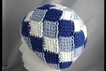 Tunesisch Häkeln - Youtube - Crochet Tunesian / Muster und Modelle - alle tunesisch gehäkelt