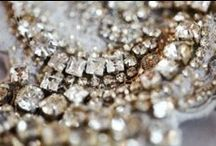 Sparkle & Glimmer / A little bit of shimmer, glimmer, and shine inspiration.