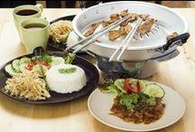 Ételeink / Finom fogások, thai ételek kínálatunkból.