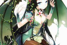 Anime☆〜(ゝ。∂) / All things anime! ☆*:.。. o(≧▽≦)o .。.:*☆ Anime boys, girls, chibis, whatever!! / by ☆* I s a b e l l a *☆