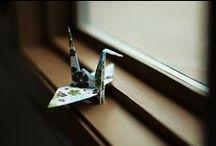 Paper: Cutting & Folding / ♥
