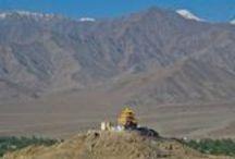 The Colours of Ladakh / Ladakh -- beautiful, stark, serene...an amazing landscape.