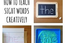Spelling and writing for kids / Writing activities and resources, spelling practice ideas, handwriting, penmanship